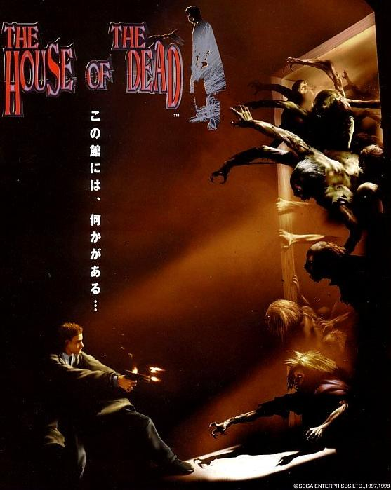 House of the dead model 2 rom