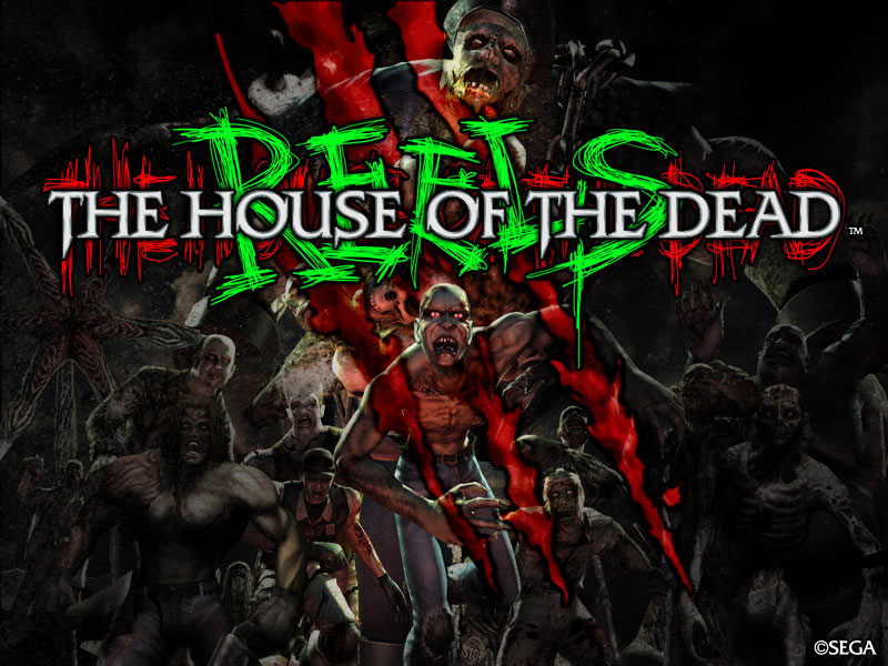 The house of the dead iii jeu pc images vid os for Housse of the dead