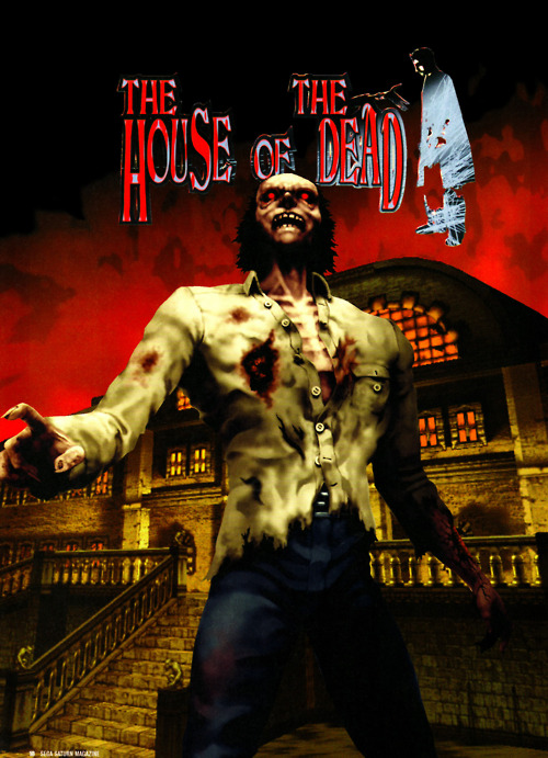 Official Artwork The House of the Dead The Website of