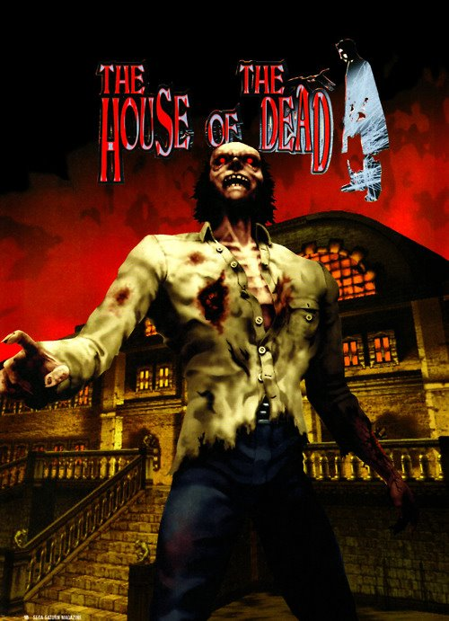 The house of the dead the website of the dead for Housse of the dead